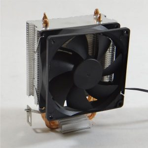 Two Heat Pipe CPU Cooler