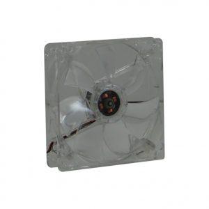 8cm Transparent Cooling Fan