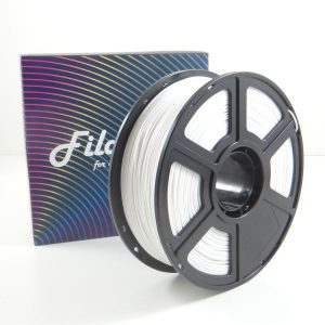 3D Printer Filament PETG Pro (White) 1KGS
